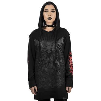 Damen Hoodie KILLSTAR - Satan Is A Woman Hoodie, KILLSTAR
