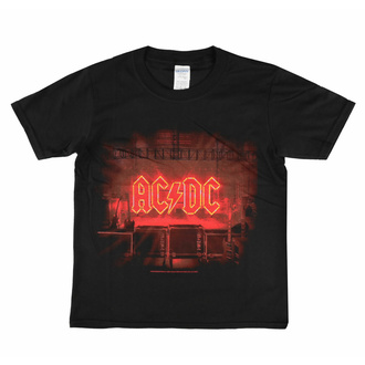 T-Shirt für Kinder AC/DC - PWR Stage - LOW FREQUENCY