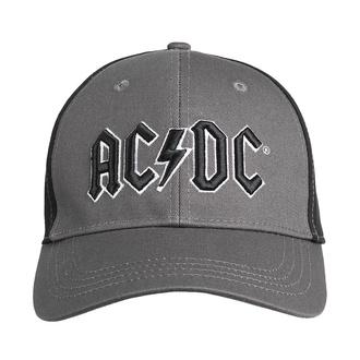 Kappe Cap AC / DC - Black Logo - VERKOHLEN / BL - ROCK OFF, ROCK OFF, AC-DC