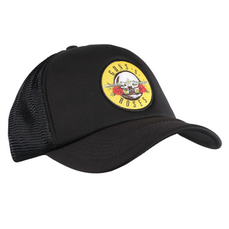 Kappe Cap Guns N' Roses - Circle Logo - ROCK OFF, ROCK OFF, Guns N' Roses