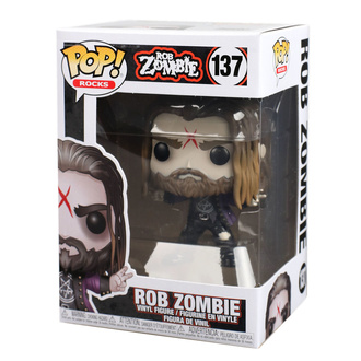 Figur Rob Zombie - POP!, POP, Rob Zombie