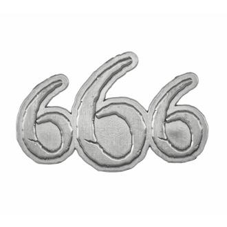 Pin GENERIC - 666, RAZAMATAZ, Generic