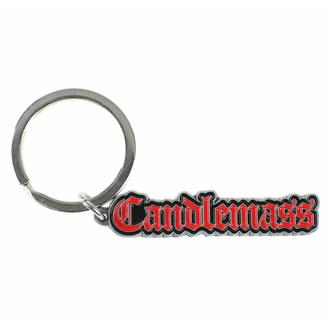 Schlüsselanhänger CANDLEMASS - LOGO, RAZAMATAZ, Candlemass
