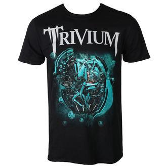 Herren T-Shirt Metal Trivium - ORB - PLASTIC HEAD, PLASTIC HEAD, Trivium
