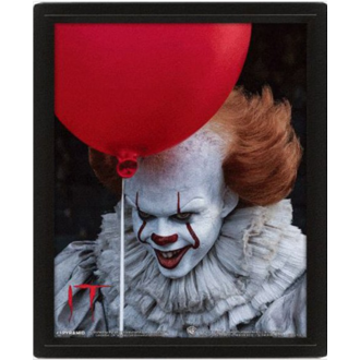 Malerei Bild PENNYWISE - EVIL - PYRAMID POSTERS, PYRAMID POSTERS, Pennywise