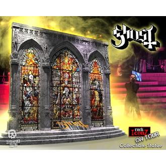 Dekoration Ghost - On Tour Serie Sammlerstück- Statue / Diorama Bühne, KNUCKLEBONZ, Ghost