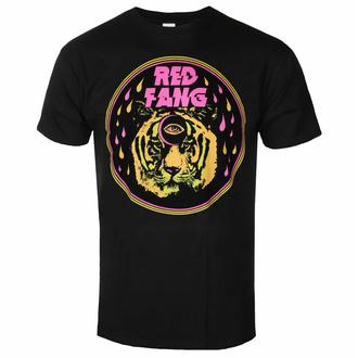 Herren T-Shirt Red Fang - Third Eye Tiger - Schwarz - INDIEMERCH - INM067