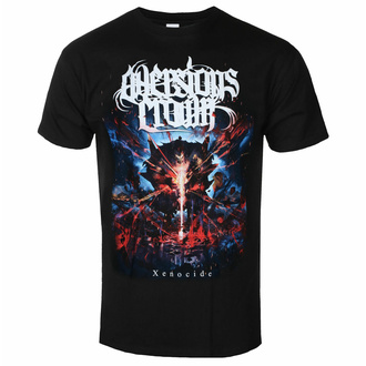 Herren T-Shirt Aversions Crown - Xenocide - Schwarz - INDIEMERCH, INDIEMERCH, Aversions Crown