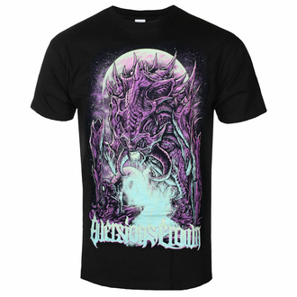 Herren T-Shirt Aversions Crown - Starbeast - Schwarz - INDIEMERCH, INDIEMERCH, Aversions Crown