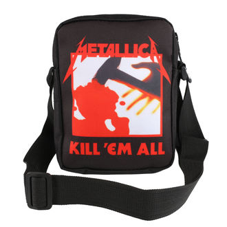 Umhängetasche METALLICA - Kill 'Em All - Crossbody, NNM, Metallica