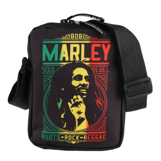 Umhängetasche BOB MARLEY - ROOTS ROCK REGGAE - Crossbody, NNM, Bob Marley