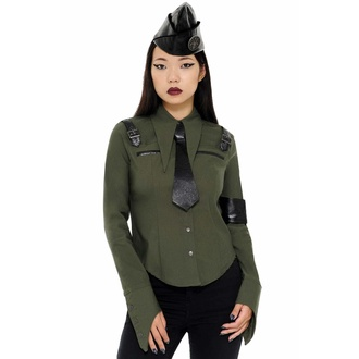 Damenhemd KILLSTAR - Secret Mission - KHAKI, KILLSTAR