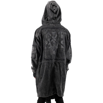 UNISEX Jacke KILLSTAR - Serpents, KILLSTAR