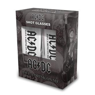 Schnapsgläser Set AC / DC - Have A Drink On Me - RAZAMATAZ, RAZAMATAZ, AC-DC