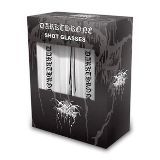 Schnapsgläser Set Darkthrone - Logo - RAZAMATAZ, RAZAMATAZ, Darkthrone