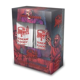 Schnapsgläser Set Death - Scream Bloody Gore - RAZAMATAZ, RAZAMATAZ, Death