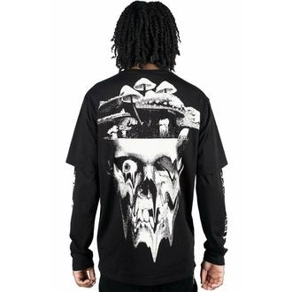 Unisex T-shirt mit langen Ärmeln KILLSTAR - Shrooms Double, KILLSTAR