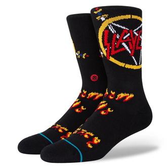 Socken SLAYER - NO MERCY - SCHWARZ - STANCE, STANCE, Slayer