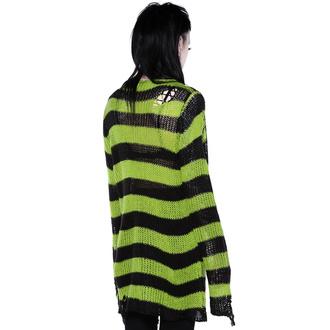 Damen Pullover KILLSTAR - Slimer Distress Knit Sweater, KILLSTAR