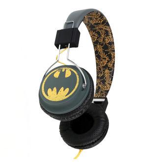 Kopfhörer Batman - Vintage Logo, NNM, Batman