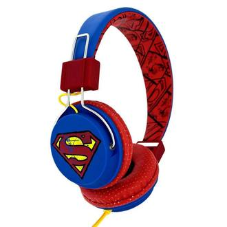 Kopfhörer Superman - Vintage Logo, NNM, Superman