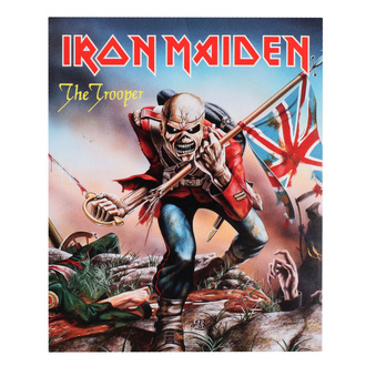 Decke Iron Maiden - Trooper, NNM, Iron Maiden