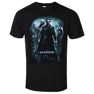Herren T-shirt Matrix - GrouP Poster, BIL, Matrix