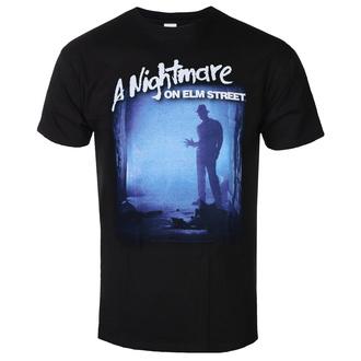 Herren T-shirt Nightmare On Elm Street - Freddy Is Waiting, BIL, Nightmare - Mörderische Träume