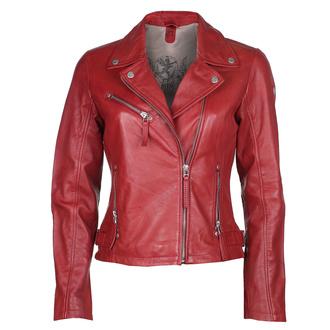 Damen Jacke (Metal Jacke) GGPasja W20 LNV - red, NNM