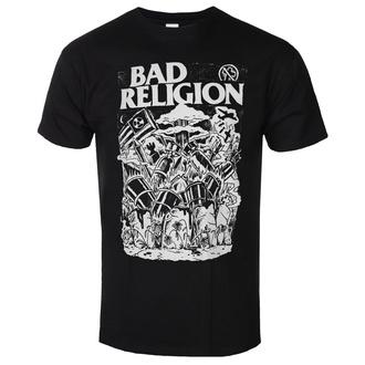 Herren T-shirt Bad Religion - Wasteland - Schwarz