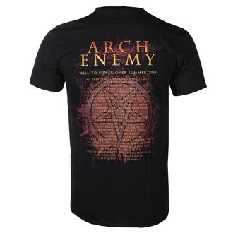 Herren T-Shirt Arch Enemy - Tour Summer 2019, NNM, Arch Enemy
