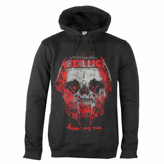 Männer Sweatshirt METALLICA - WHEREVER I MAY ROAM, AMPLIFIED, Metallica