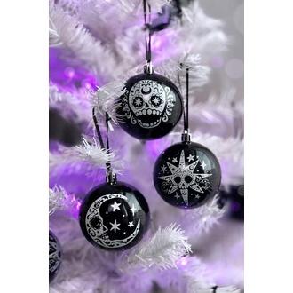Weihnachtsdekoration (Bälle) KILLSTAR - Sugarhigh Hexmas, KILLSTAR