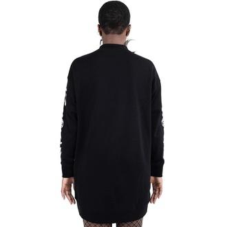 Damenpullover (Kleid) KILLSTAR - Überleben Bausatz Pullover - Schwarz, KILLSTAR