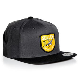 Kappe Cap SULLEN - SWALLOW - GRAU, SULLEN