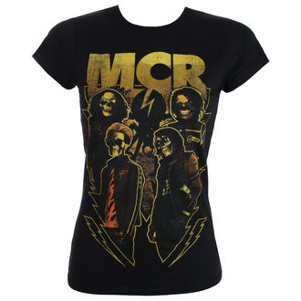 Damen T-Shirt Metal My Chemical Romance - APPETITE FOR DANGER - PLASTIC HEAD, PLASTIC HEAD, My Chemical Romance