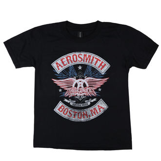 Kinder T-Shirt Metal Aerosmith - Boston Pride - LOW FREQUENCY, LOW FREQUENCY, Aerosmith