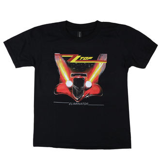 Kinder T-Shirt Metal ZZ-Top - Eliminator - LOW FREQUENCY, LOW FREQUENCY, ZZ-Top