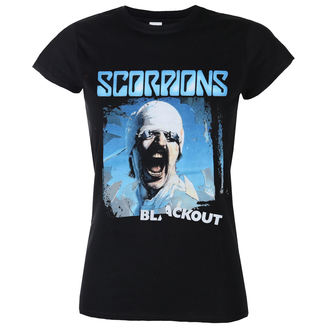 Damen T-Shirt Metal Scorpions - Blackout - LOW FREQUENCY, LOW FREQUENCY, Scorpions