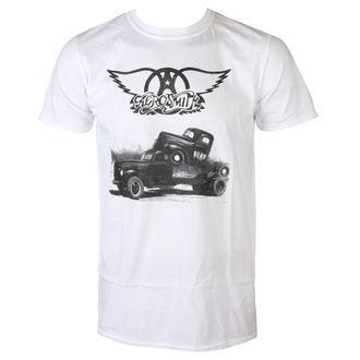 Herren T-Shirt Metal Aerosmith - Pump - LOW FREQUENCY, LOW FREQUENCY, Aerosmith
