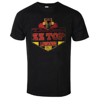 Herren T-Shirt Metal ZZ-Top - Lowdown - LOW FREQUENCY, LOW FREQUENCY, ZZ-Top