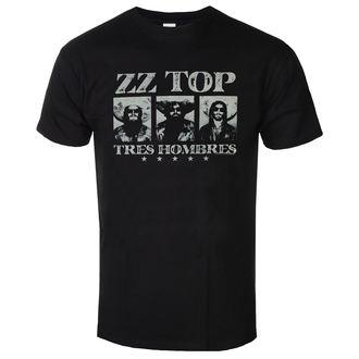 Herren T-Shirt Metal ZZ-Top - Tres Hombres - LOW FREQUENCY, LOW FREQUENCY, ZZ-Top