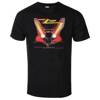 Herren T-Shirt Metal ZZ-Top - Eliminator - LOW FREQUENCY, LOW FREQUENCY, ZZ-Top