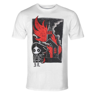 Herren T-Shirt AKUMU INK - The Men White, Akumu Ink