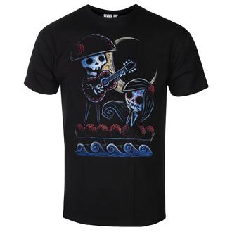 Herren T-Shirt AKUMU INK - Drifting into the Moonlight, Akumu Ink