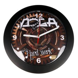Wanduhr DOGA - Hard Werk, NNM, Doga