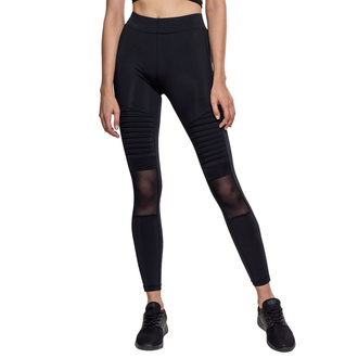 Damenhose (Leggings) URBAN CLASSICS - Mesh Biker Leggings, URBAN CLASSICS