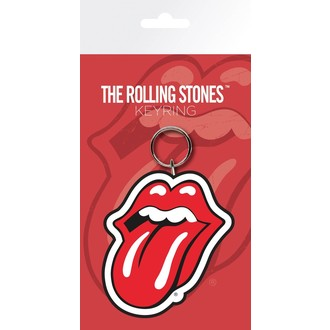 Gummianhänger ROLLING STONES - GB posters, GB posters, Rolling Stones