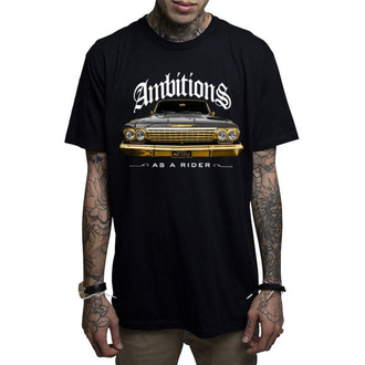 Herren T-Shirt MAFIOSO - Ambitions - BLK, MAFIOSO