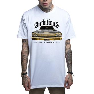Herren T-Shirt MAFIOSO - Ambitions - WHT, MAFIOSO